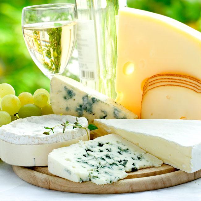 """Aufguss-Special """"Käse und Wein"""""""