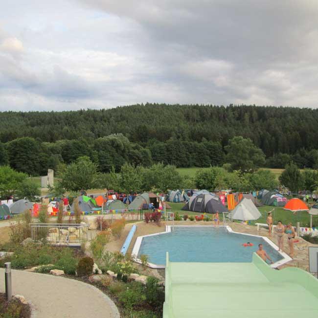 Familien-Zeltlager